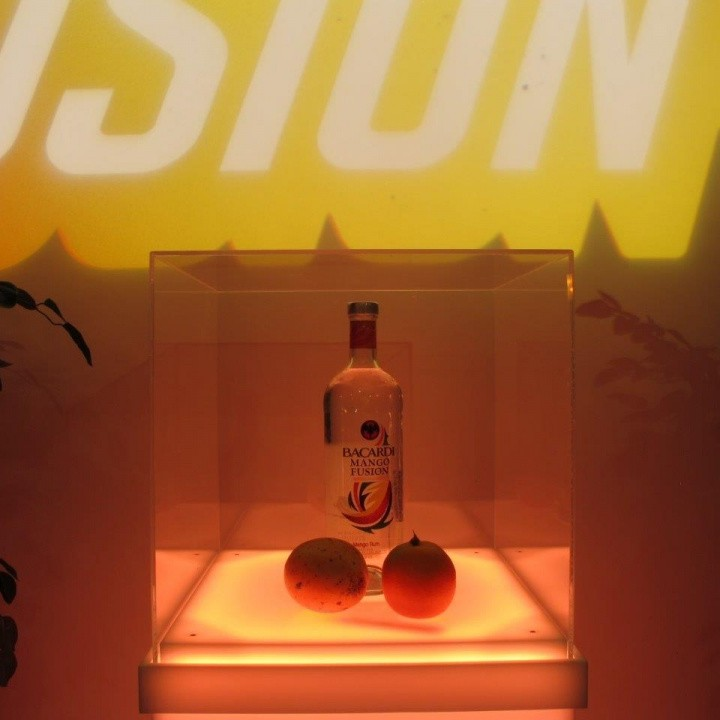 db Productions – Bacardi Fusion Lounge
