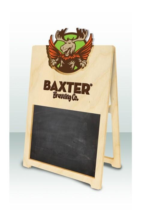 Baxter Brewing pop displays