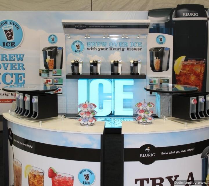 Rinck Advertising – Brew Over Ice – custom event set