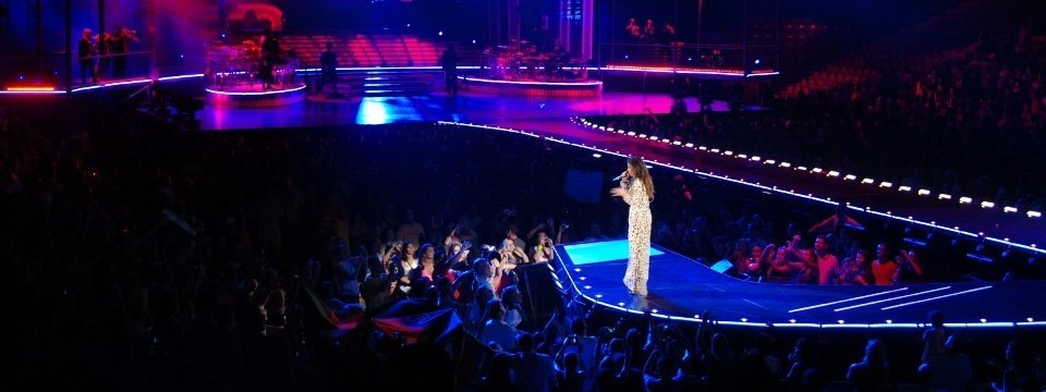 Ivete Sangalo – Madison Square Garden – Art Direction for Tribe, Inc