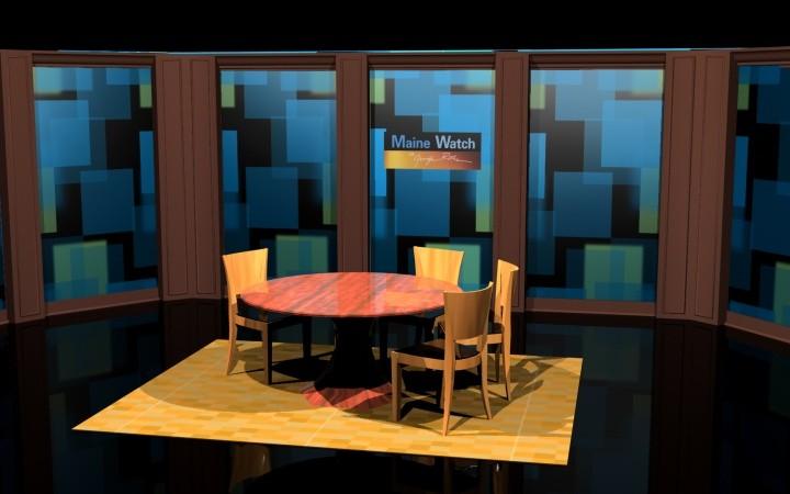 Maine Watch – Broadcast set