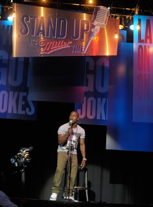 db Productions – Miller Lite Stand UP Comedy Tour 2012