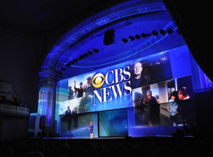 CBS UpFront – Carnegie Hall