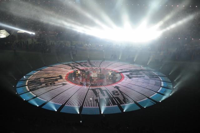 Super Bowl XLIV – halftime show