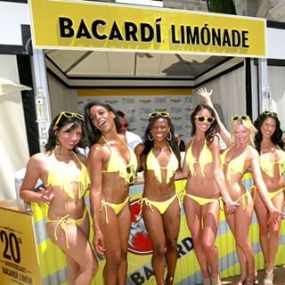 db Productions – Bacardi Limonade on tour