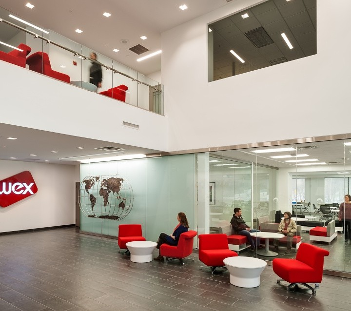 WEX – corporate office branding
