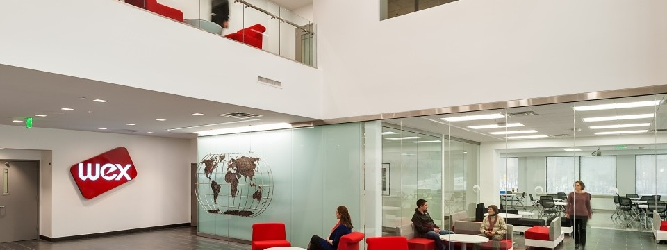 WEX, Inc – Corporate office branding
