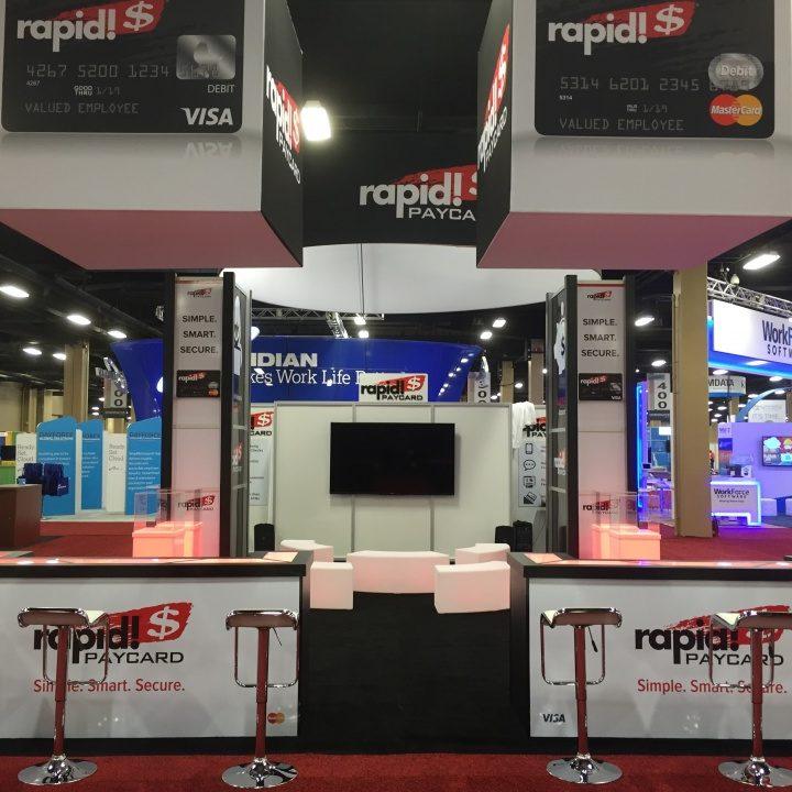 rapid! Paycard – Custom Rental 20×30